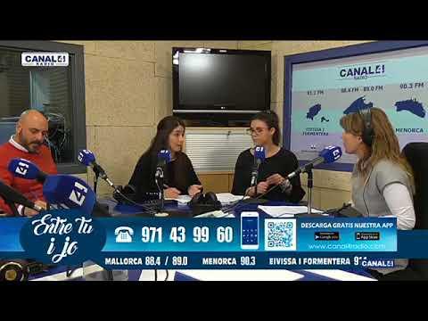 """Bufete Capellà - Canal4 Radio -Entre tu i jo- """"Vuelos: retraso, cancelación, overbooking, equipaje"""""""