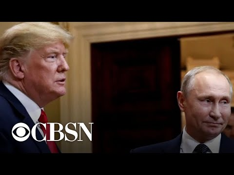"Trump and Putin discuss ""Russian Hoax"" in their first conversation since the Mueller Report"
