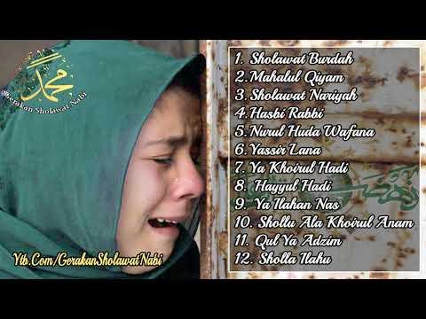 Lagu Sholawat Sedih Bikin Nangis | Lagu Religi Sedih Bikin Jutaan Orang Nangis Merinding