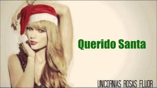 Repeat youtube video Taylor Swift -  Santa Baby  (Sub Español)