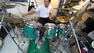 誌上ドラム・コンテスト2018(マスター・コース/菅間秀夫)