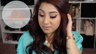Orange Eye Make Up | Beauty With Venissa Thumbnail