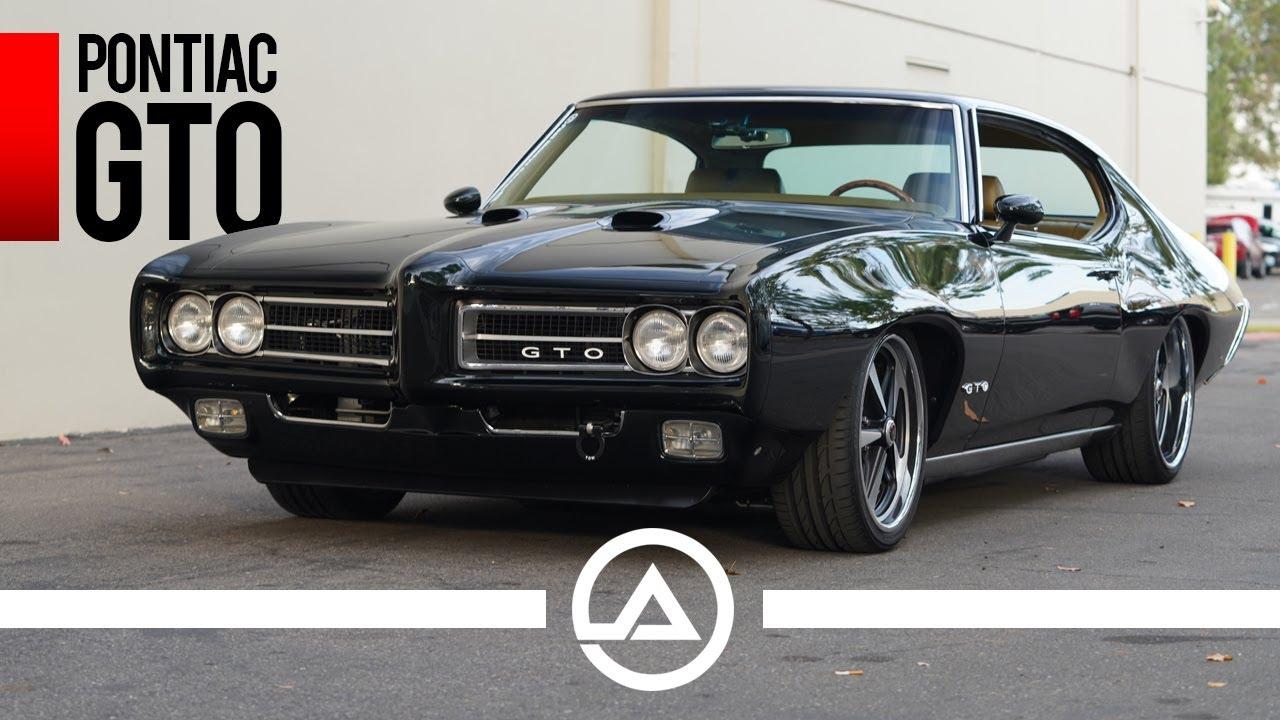 LOUD Pontiac GTO Custom Pro-Touring Build   DIY Project Car