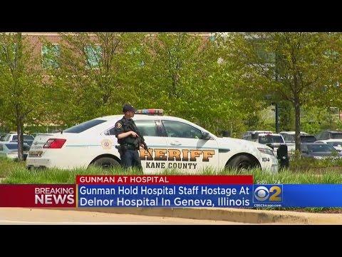 Gunman Holds Geneva Hospital Staff Hostage