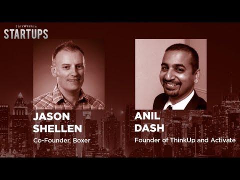 - Startups - Instagram Video, NSA PRISM, MakerBot, FAB, John McAfee- TWiST News Roundtable