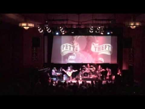 Tom Petty - Into the Great Wide Open - PETTY THEFT, SF Tribute - Mystic Theatre 2013 live video