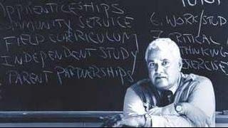 Гатто: Школьное обучение - это не образование