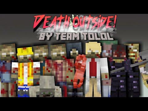 Dead Outside! Minecraft Addon