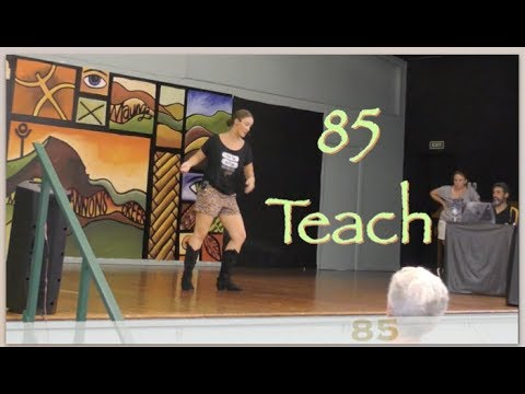 85 Line Dance - Walk Through by Maddison Glover