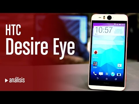 Análisis HTC Desire Eye