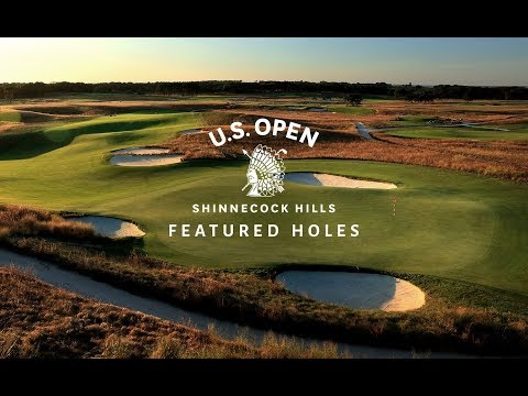 2018 U.S Open Golf Round 2 Full Broadcasting