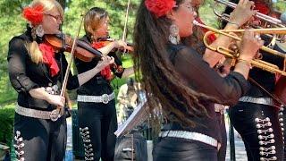 First Female American-Asian-Mexican Mariachi Band: Mariachi Flor de Toloache