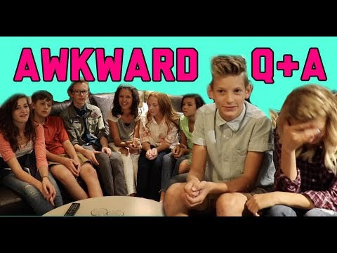 TEEN CRUSH MUSIC VIDEO Awkward Moments & Interview