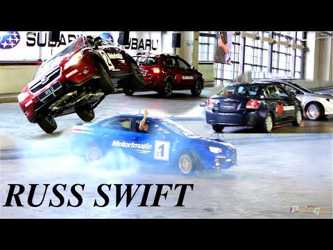 Russ Swift Stunt Performance ! - Singapore Motorshow 2015