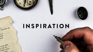 The 4 BEST Ways To Find INSPIRATION