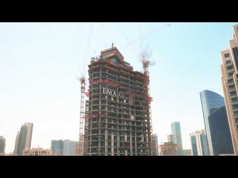 Vida Residences Construction Update