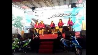 [SBSquad] [120225] KPop Girlband Medley (Star Girls) @ Yamaha Dance Cover Competition 2012