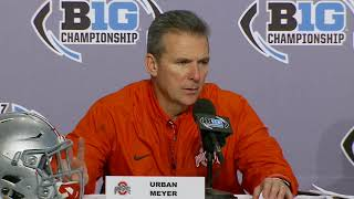 Urban Meyer hoping for a shot in the College Football Playoff | ESPN