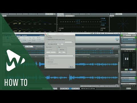 How to Use the Test Tone to Add Beeps in WaveLab | Q&A with Greg Ondo