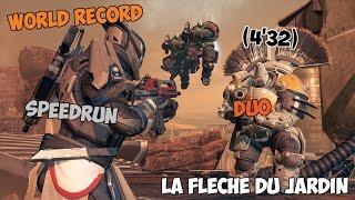 """World Record! """"The Garden Spire"""" Duo Speedrun (4'32)"""