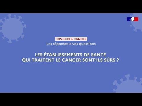 Les établissements de santé qui traitent le cancer sont-ils sûrs ?