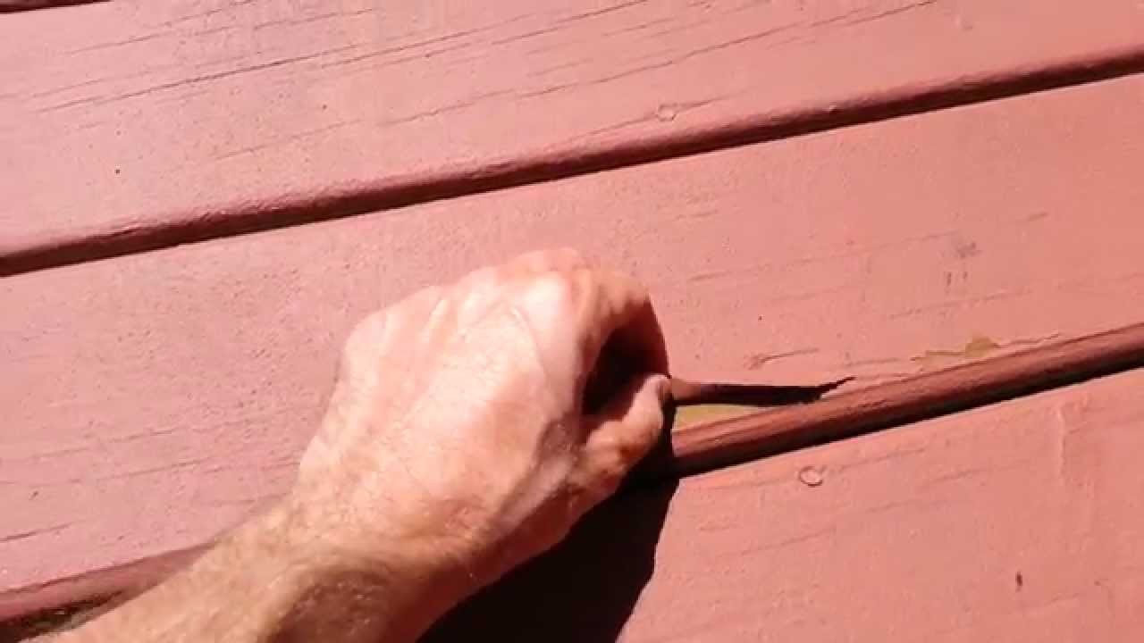 Olympic rescue it after 1 season youtube for Best deck paint for old wood