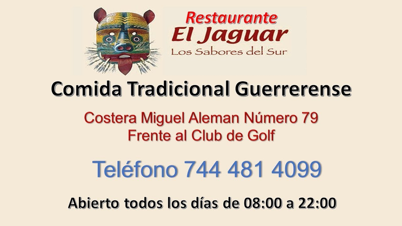 Restaurante El Jaguar
