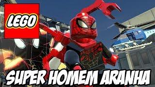Lego Marvel Super Heroes - O Super Homem Aranha
