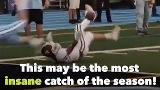 Is this the best catch of the season?