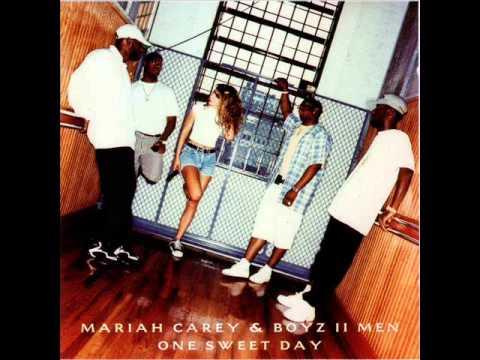 One Sweet Day - Mariah Carey and Boyz II Men [AUDIO & LYRICS]