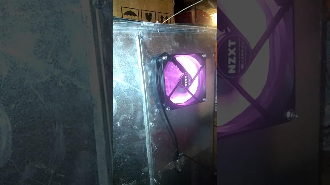 mars hydro 300 watt led panel grow box youtube. Black Bedroom Furniture Sets. Home Design Ideas