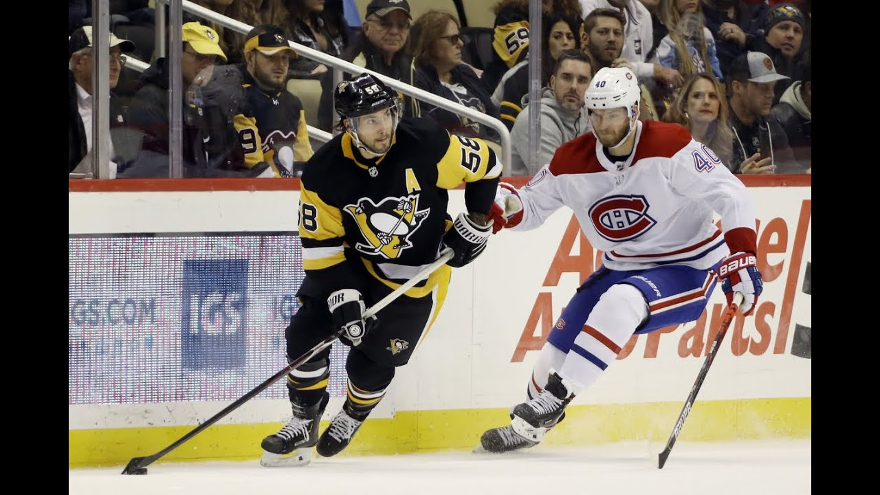Reviewing Penguins vs Canadiens Game Three