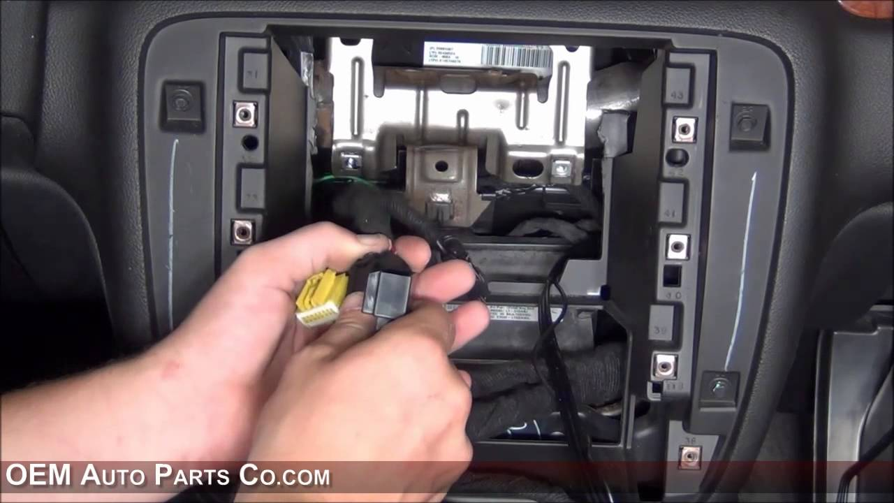 Gm Parrot Bluetooth Installation Youtube Mki9200 Wiring Harness