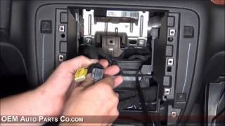 GM Parrot Bluetooth Installation