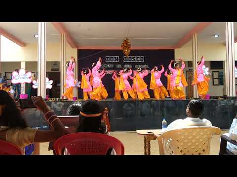 St Anns high school, teganare dance