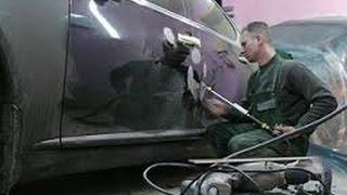 Как быстро отрихтовать Авто (Jeep)(не большая рихтовка авто !, 2014-07-30T03:50:09.000Z)