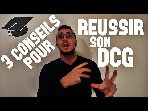 DCG - 3 CONSEILS pour RÉUSSIR !