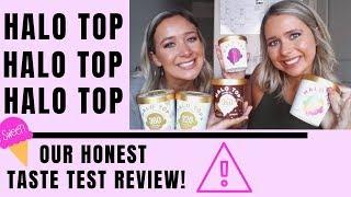HALO TOP // HONEST TASTE TEST REVIEW