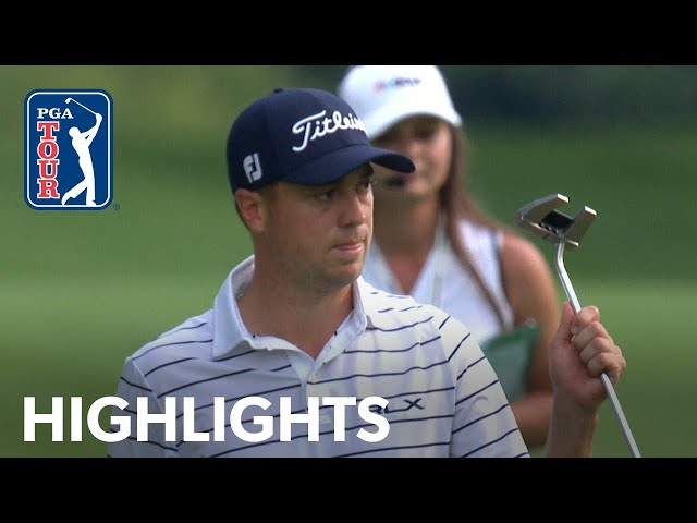 Highlights | Round 3 | BMW Championship 2019