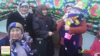 Kyrgyzstan: Mother of Ahmadiyya Muslim Yunus Abduljalilov talks to Media