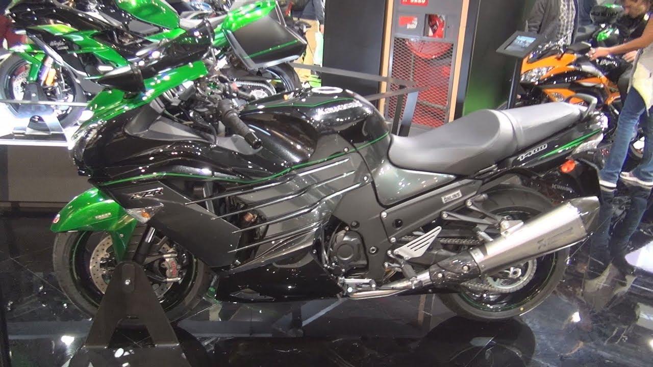 Kawasaki Zzr1400 Performance Sport 2019 Exterior And Interior