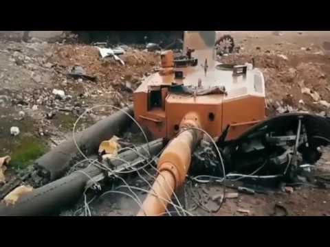 TURKEY hit by heavy LOSSES in Kurdistan - LEFT SOME TRACES