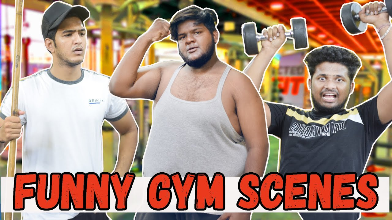 Funny Gym Scenes | After Lockdown | Comedy Video | Warangal Hungama