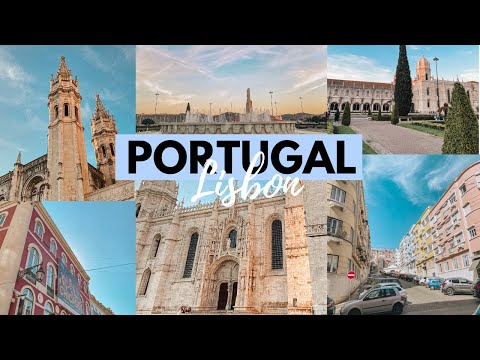 Weekend in Portugal   Study Abroad Vlog