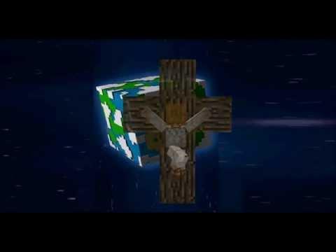 Chris August - Jesus Savior ( Minecraft Animation )