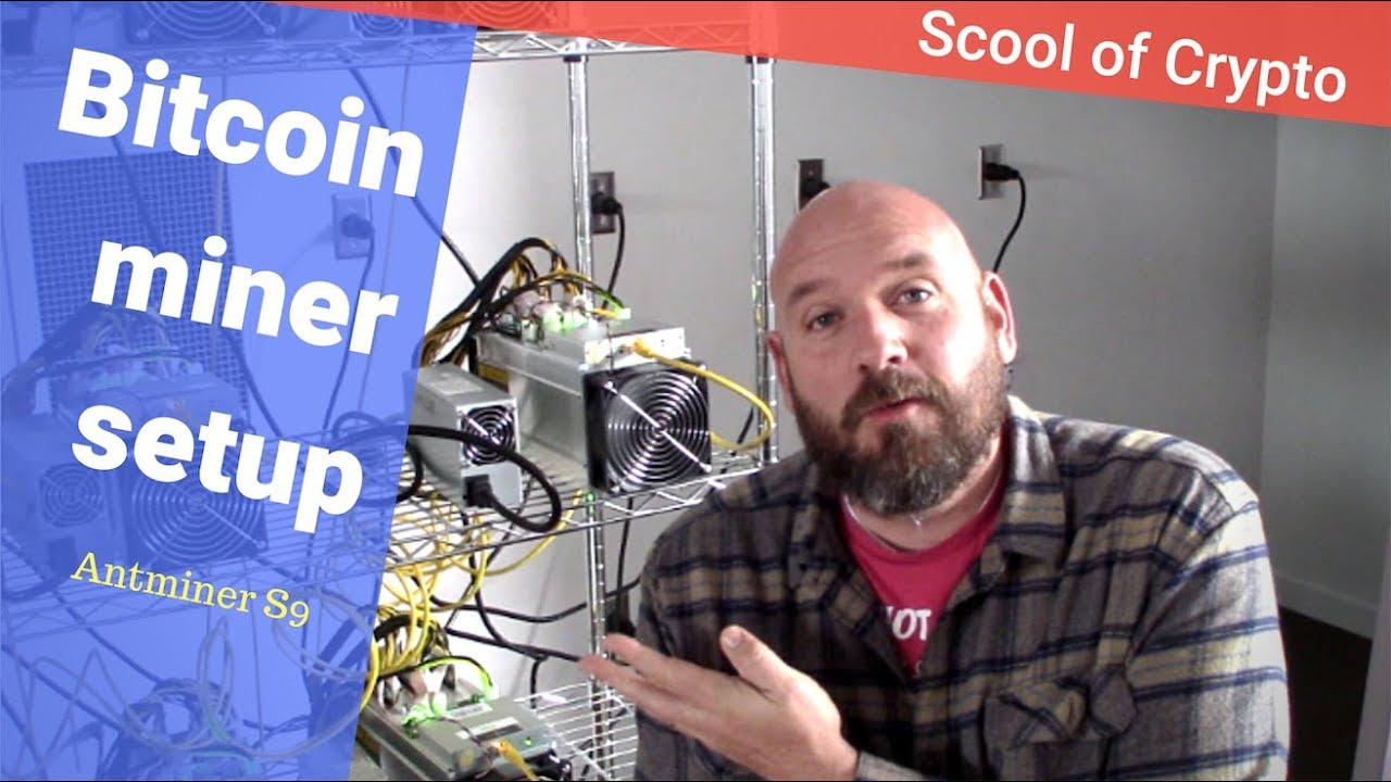 How To Use Bitmain Antminer Usb Plug In Antminer S9 Fan