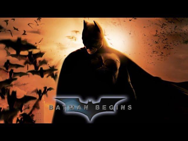 BATMAN BEGINS All Cutscenes (Game Movie) 1080p 60FPS