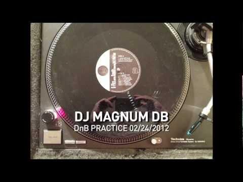 DJ Magnum DB - DnB Practice 15 [Da Jungle]