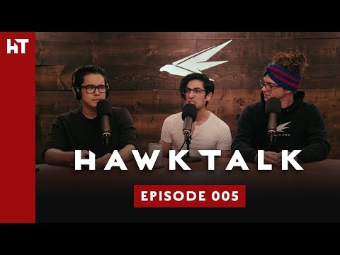 Man of Tomorrow, Life Changing TV & Non-Film Careers | HawkTalk Ep. 5
