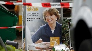 On eve of election, cologne mayoral ...